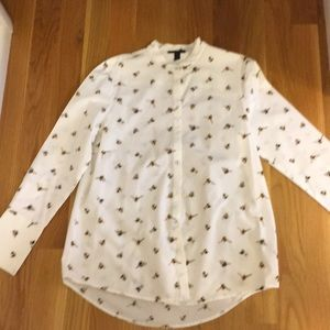 "Victoria Beckham for Target ""bee"" shirt"